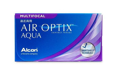 Air Optix Aqua Multifocal - 6 Pack