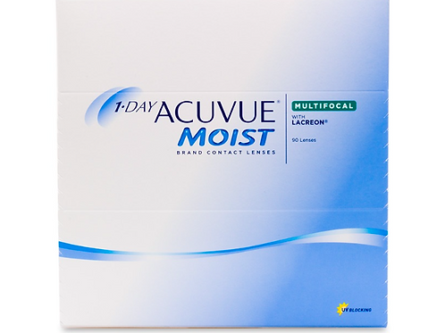 1 Day Acuvue Moist Multifocal - 90 Pack