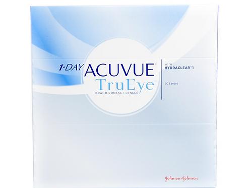 1 Day Acuvue TruEye - 90 Pack