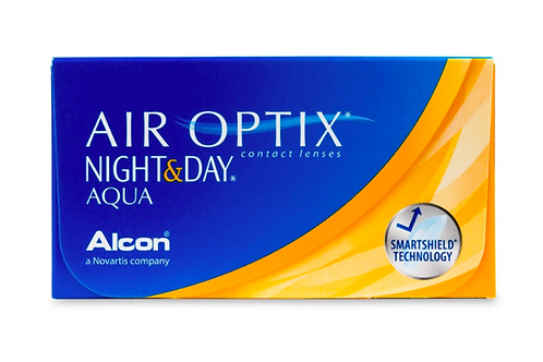 Air Optix Night & Day Aqua - 6 Pack