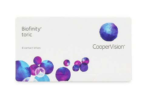 Biofinity Toric - 6 Pack