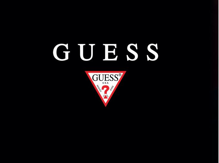 Eye Optometry - Guess Logo Eyeglasses