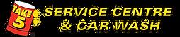 Landscape Logo - Take 5 Service Centre a