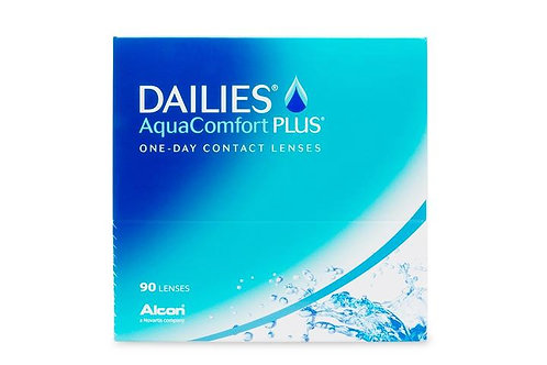 Dailies AquaComfort Plus - 90 Pack