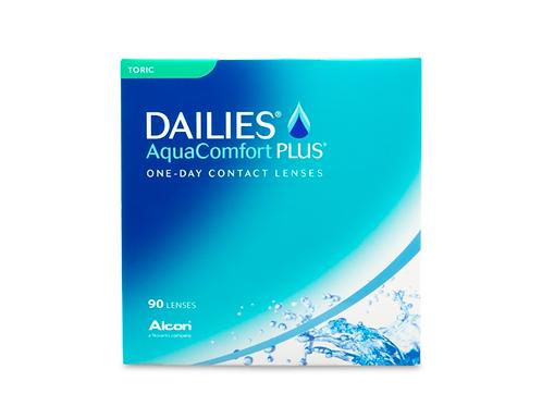 Dailies AquaComfort Plus Toric - 90 Pack