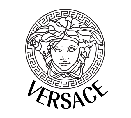 Eye Optometry - Versace Logo Eyeglasses