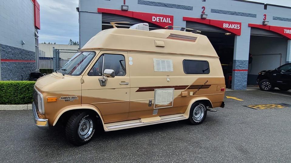 This Camper Van is Looking as Fresh as it did in the Showroom!