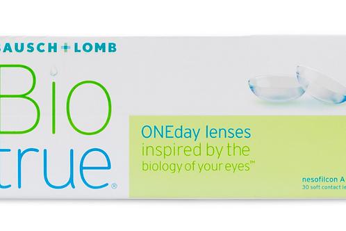 Biotrue ONEday - 30 Pack