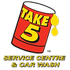 Square Logo - Take 5 Service Centre and