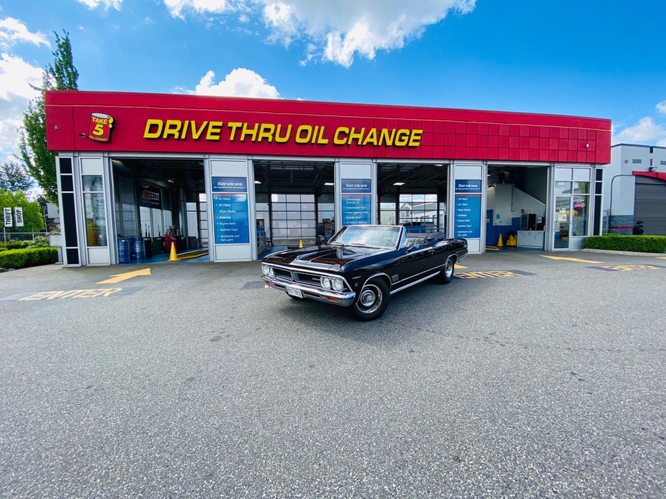 We Love Detailing Classic Cars
