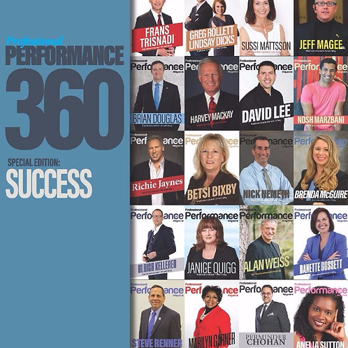 Professional Performance 360 Special Edition: Success