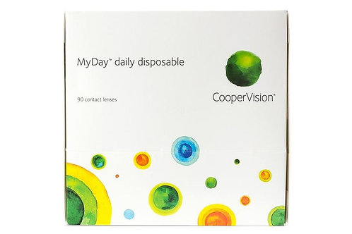 MyDay daily disposable - 90 Pack