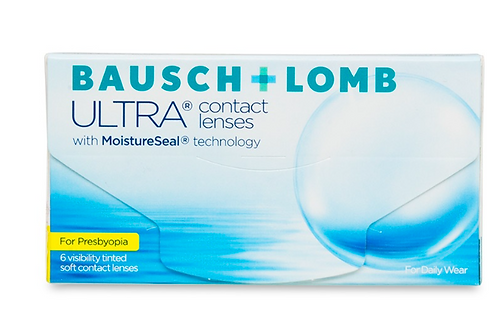 Bausch+Lomb ULTRA for Presbyopia - 6 Pack
