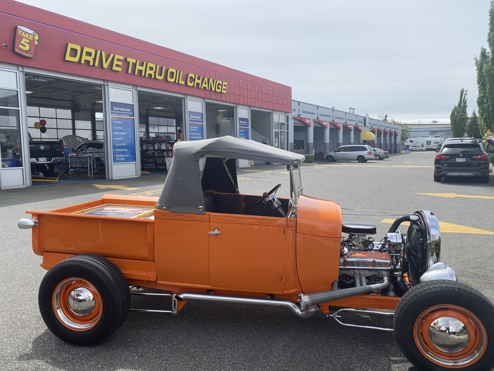 Another Classic Hot Rod
