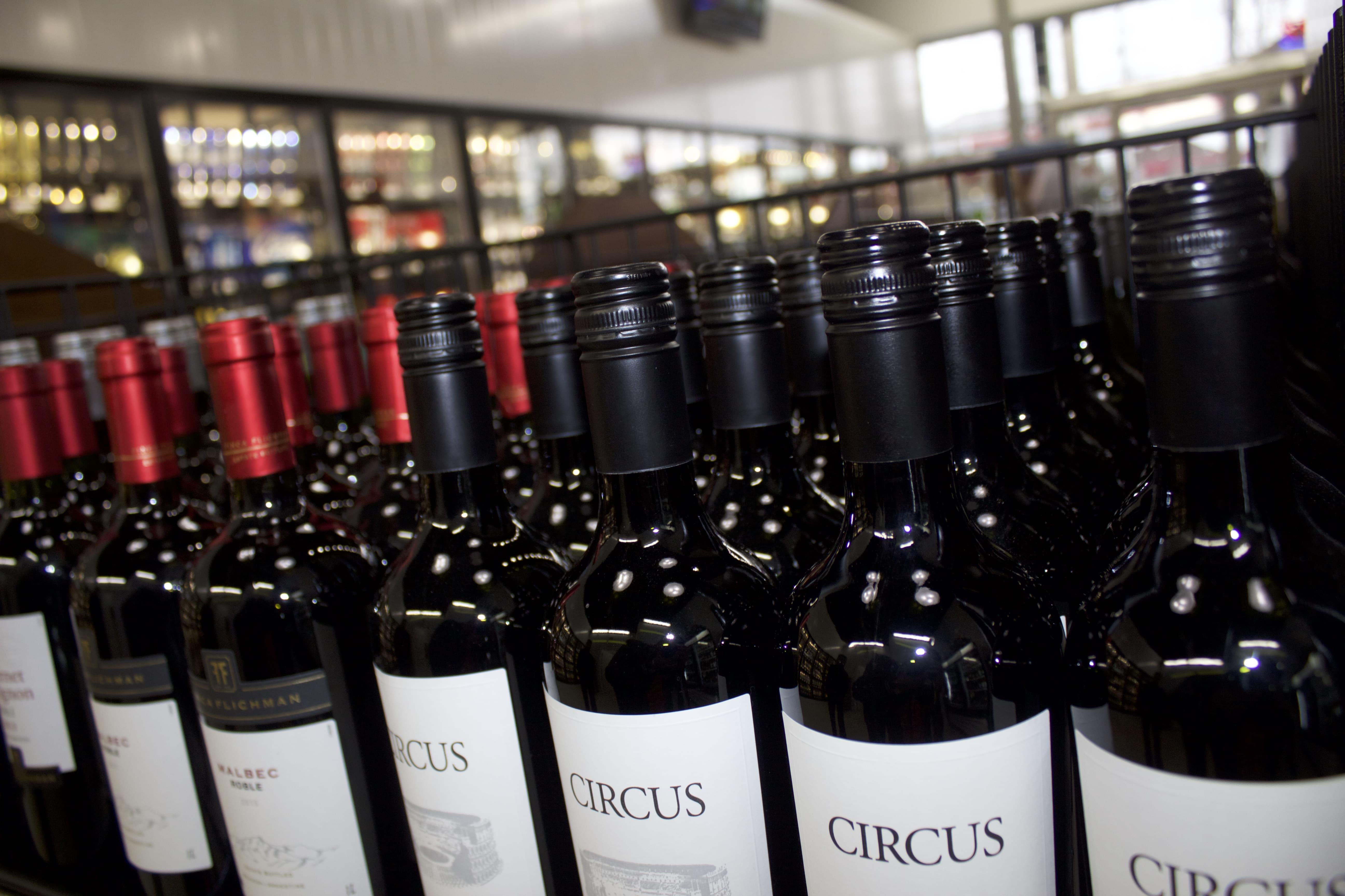 Wine | Liquor Landmark
