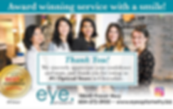 Cloverdale Reporter - Eye Optometry.png