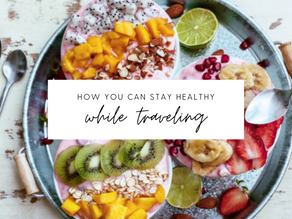 Healthy Tips For Traveling This Summer