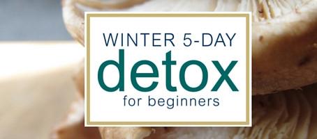 WINTER 5-Day Detox