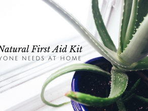 The Natural First Aid Kit Everyone Needs in Their Home