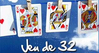 Formation au jeu de 32