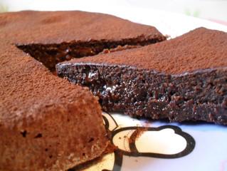 Recette du week end : gâteau au chocolat fondant