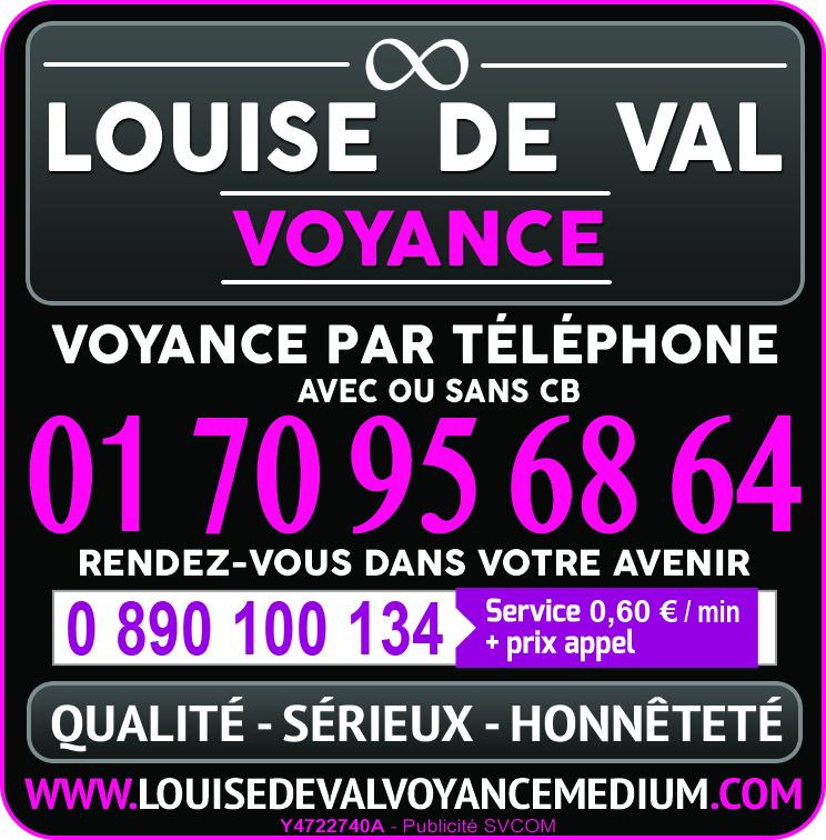 LOUISE DE VAL  1  Jeux Maxi  double  63