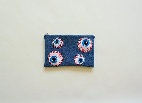 Eyeball Bag Light Wash