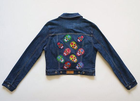 Sugar Skull Jacket Small
