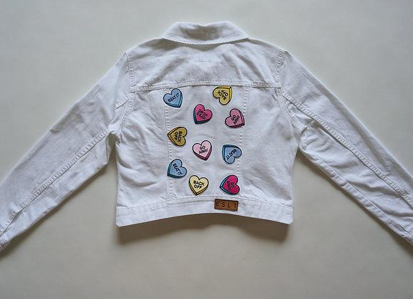 Love Notes Jacket Medium