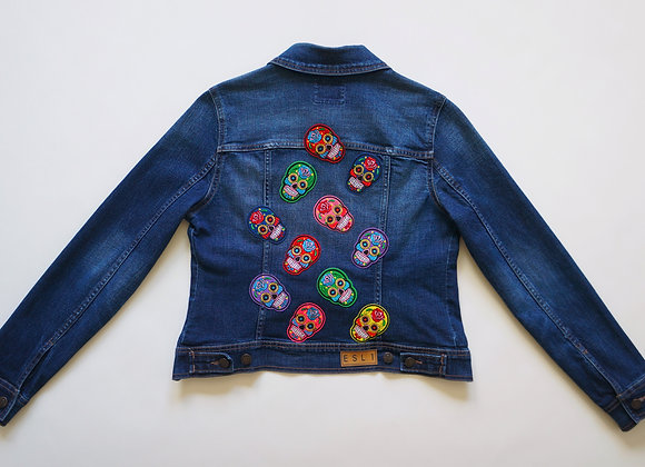 Sugar Skull Jacket Medium