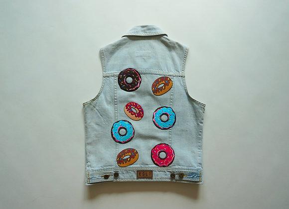 Donut Delight Vest Small