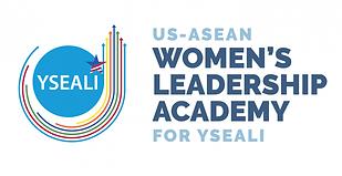 US ASEAN Women's Leadership Academy Logo
