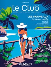 Club Med Magazine Trident