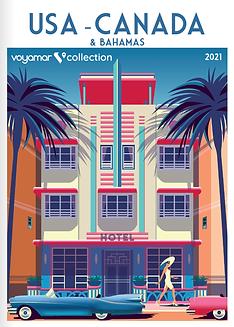 Brochure Voyamar USA Canada 2021