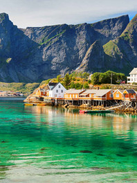 Fjords et îles Lofoten