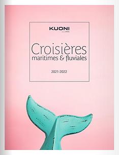 Catalogue Kuoni Croisières maritimes et fluviales
