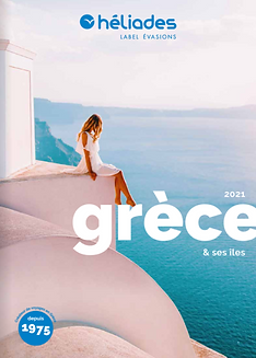 Brochure Héliades Grèce 2021