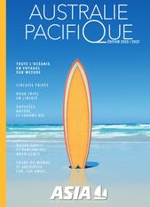 Asia Australie Pacifique 2021