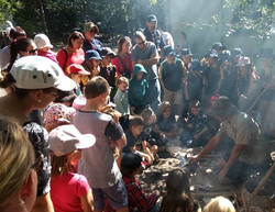 Capricorn Caves Fossil open day