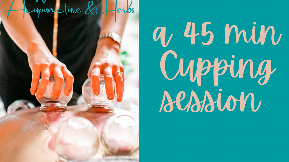 Cupping Gift Certificate