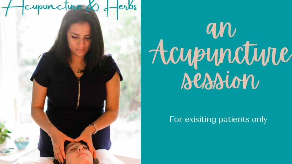 Acupuncture Gift Certificiate