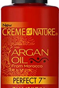 CREME OF NATURE ARGAN OIL PERFECT 7 4.23 OZ