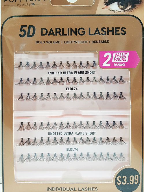 5D DARLING LASHES ELDL74