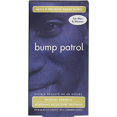 BUMP PATROL AFTER SHAVE 2oz ORIGINAL
