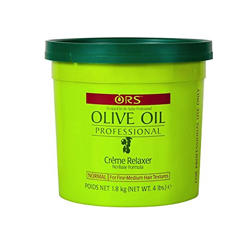 ORS PROFESSIONAL OLIVE OIL JAR RELAXER 18.75 OZ NORMAL