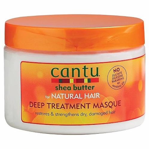CANTU NATURAL HAIR DEEP COND HAIR MASK 12 OZ