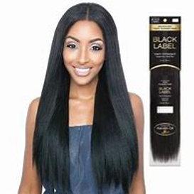 BRAZILIAN BLACK LABEL YAKI STRAIGHT HUMAN HAIR