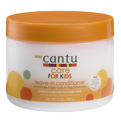 CANTU CARE FOR KIDS LEAVE IN CONDITIONER 10 OZ
