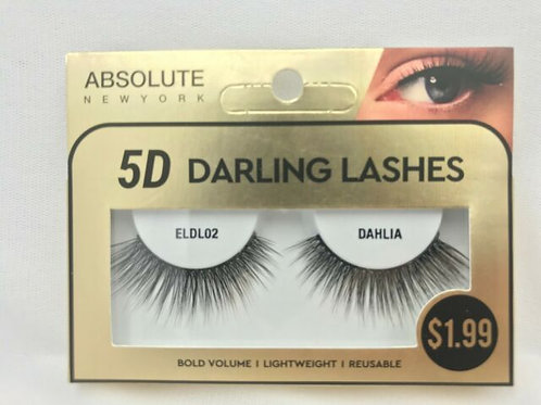 5D DARLING LASHES DAHLIA