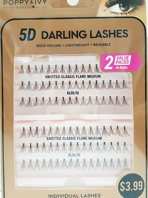 5D DARLING LASHES ELDL72